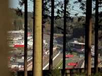 引擎轰鸣前的宁静:WEC赛前的斯帕赛道