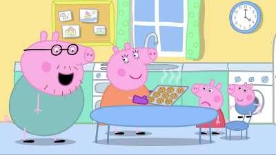 粉红猪小妹 第四季02