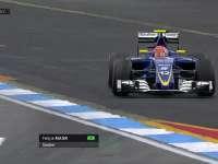 F1德国站FP2:纳斯尔走到隔壁赛道啦