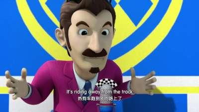 超级飞侠第二季英文版01