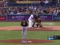 MLB常规赛 匹兹堡海盗vs洛杉矶道奇 全场录播(英文)