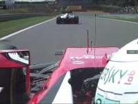 F1比利时站FP2:维特尔TR吐槽刹车问题