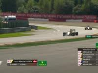 F1比利时站排位赛:雷诺收获最佳排位马格努森TR报喜