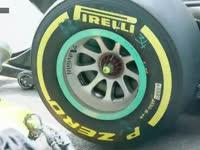 不要走呀!F1比利时站正赛 汉密尔顿进站出错回放