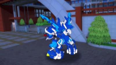 斗龙战士4 双龙核25