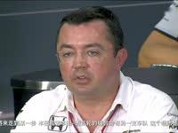 F1马来西亚站布里尔:本田的工作重心全在迈凯伦身上