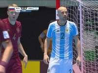 录播:俄罗斯VS阿根廷(张达斌 古绍辉) 2016哥伦比亚五人制世界杯