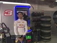 F1日本站FP3:里卡多车房卖蠢搞怪