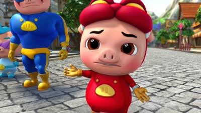 猪猪侠12之梦想守卫者 片花宣传片