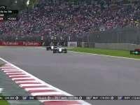 F1墨西哥站正赛:佩雷兹质疑车队战术