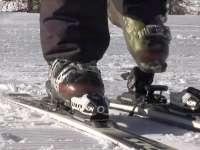 气质大叔教你双板滑雪 初学篇第二集基础滑行