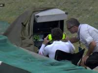 F1巴西站FP2:阿隆索变身专业摄像师