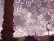 世界上最大的一发烟花 告诉你什么叫吊炸天!