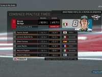 Moto3阿根廷站排位赛 众豪强名单一览