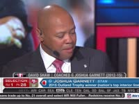 NFL选秀大会第28顺位 约书亚-加内特 (49人)