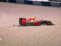 F1奥地利站FP1集锦 罗斯伯格最快 小汉紧随其后