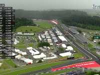 F1奥地利站FP2 佩雷兹TR报告8号弯下雨太大啦