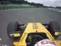 F1德国站FP2:马格努森要去哪儿?