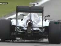 F1德国站正赛:汉密尔顿冲线夺得冠军!