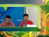 李越宏:奥运之旅有遗憾  最想感谢妻子支持