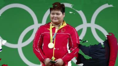 孟苏平成功挺举177公斤 最后时刻逆转夺金