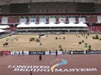 2016浪琴表北京国际马术大师赛 挑战赛第一轮(中)