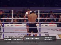 Glory荣耀格斗赛33 席尔瓦VS范霍文