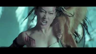 《锦衣卫》片段:困兽之斗!锦衣卫甄子丹怀抱美女同归于尽