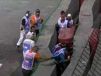 F1新加坡站排位赛Q2:修护墙还是得用屁屁顶!