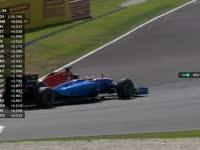 F1马来西亚站FP1 维尔莱茵报告车队 目前软胎转向不足