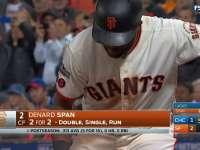 MLB季后赛 芝加哥小熊vs旧金山巨人 全场录播(英文)