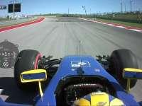 F1美国站FP1:埃里克森开启拖拉机模式
