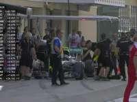 F1阿布扎比站FP3 格罗斯让抱怨赛车平衡情况