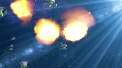 《星际炮兵团之护花使者》第33集 洞穿一切的眼睛