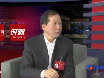 """全国人大代表廖仁斌:""""互联网+大数据""""助推城市交通发展"""