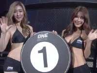 ONE冠军赛53泰国站 莉卡艾氏VS奥黛丽劳拉