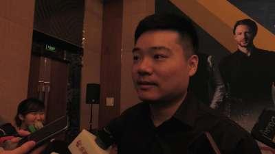 中国公开赛走出阴霾 三十岁的丁俊晖更坚强