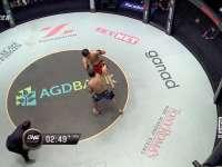ONE冠军赛仰光站 李勝龙VS安东尼