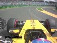 F1澳大利亚FP3(车载)全场回顾
