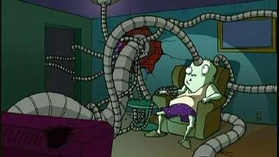 外星入侵者第一季08