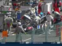 WEC斯帕站:保时捷2号赛车遭遇混动故障
