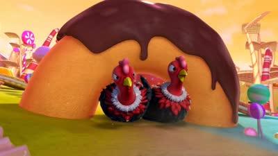 猪猪侠11之光明守卫者45(下部第19集)美味!美食岛