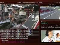 F1意大利站FP1全场回顾(维修站)