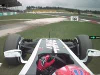 生无可恋!F1马来西亚站FP3:格罗斯让抱怨赛车调校