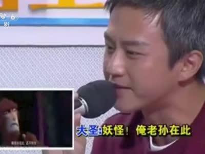 [视频]邓超演绎电台DJ 声音表演惊艳观众