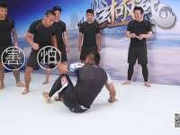 《炫极战》第四期师徒对练 索萨VS李申申