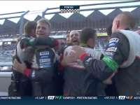 WEC富士六小时正赛最后一圈:丰田6号车组主场夺冠