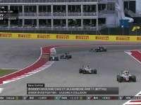 F1美国站正赛:霍肯伯格与博塔斯的事故将接受调查