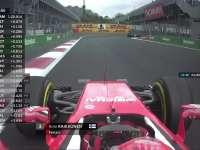怒了!F1墨西哥站FP1:莱科宁无线电抱怨慢车