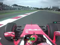 爷不想跑了!F1墨西哥站FP2:莱科宁报告轮胎衰竭